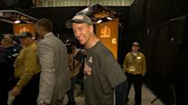 Peyton Manning 'Going to Disneyland'