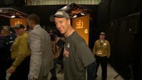 Peyton Manning 'Going to Disneyland'