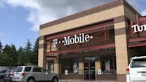 T-Mobile US swings to a profit