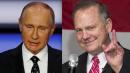 Roy Moore Slams America, Says 'Maybe Putin Is Right'