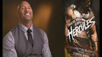 Dwayne Johnson on Rock philosophy vs Greek philosophy