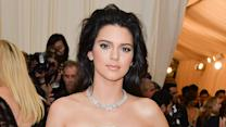 Kendall Jenner mit XS-Taille