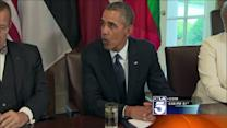 Obama Makes His Case For Military Intervention in Syria