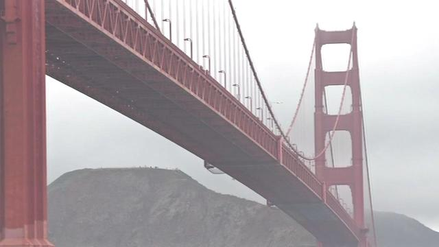 I-TEAM EXCLUSIVE: Record number of suicides from Golden Gate Bridge