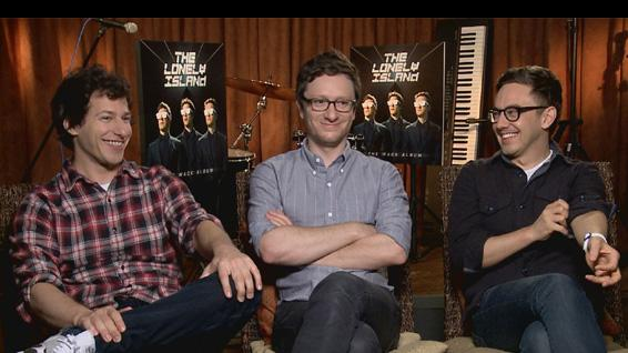 The Lonely Island Boys Talk The Wack Album