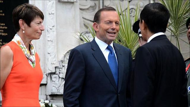 Australia PM remembers bombing victims in Bali