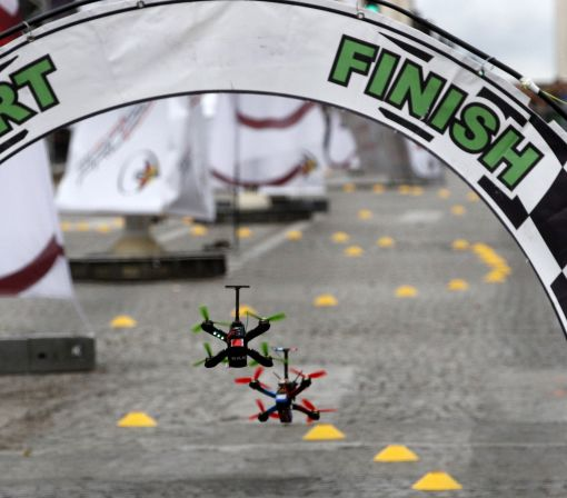 ESPN is doubling down on drone racing. Will you watch?