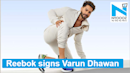 Reebok ropes in Varun Dhawan as brand ambassador