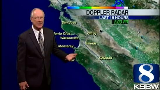 Watch Your KSBW Weather Foreacst 05.16.13