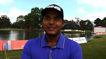 Sebastian Munoz interview after Round 3 of Club Colombia Championship