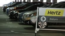 Hertz and Avis Bonds Slide as Used-Car Prices Come Down