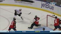 Andrew Cogliano is very patient for this goal