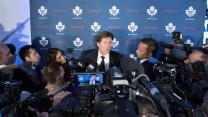 Two-Minute Minor - Babcock's chances in Toronto?