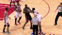 Mohammed Ejected