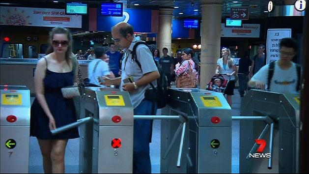Frustrated rail commuters to vent