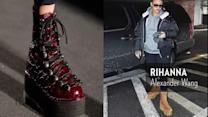 6 Celebs Wearing Fashion Right Off The Runway