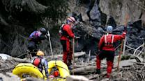 Deadly mudslide: 90 still missing as weary rescuers continue to dig