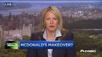 McDonald's makeover?