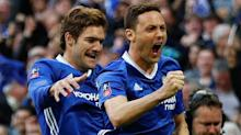 Nemanja Matic monster blast from distance clinches Chelsea's FA Cup semifinal win over Tottenham