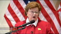 Democratic Sen. Mikulski Will Not Seek Reelection