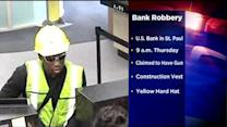 Man In Construction Garb Robs St. Paul Bank