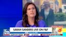 Sarah Huckabee Sanders Whines 'Women Attack Me Relentlessly' in Fox News Contributor Debut
