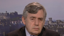 Gordon Brown: 'I had very difficult dealings with President Putin when I was Prime Minister.'