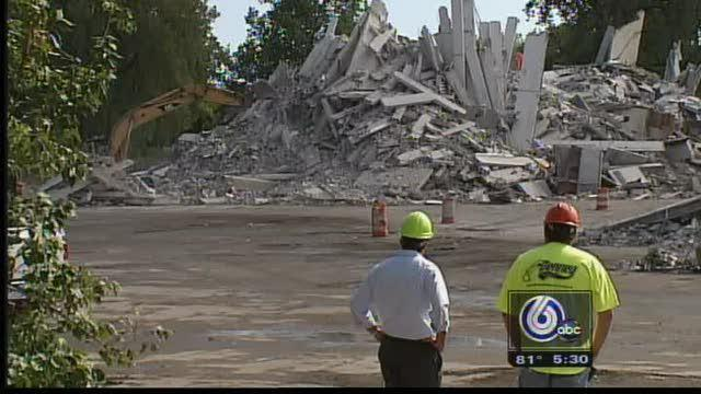 Decision On Implosion Site Could Come By Year's End