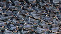The New York Times - Pomp and Power at China Military Parade