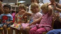 Clinic's camp helps hearing-impaired children