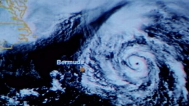Hurricane Sandy Could Be 'Perfect Storm' on East Coast