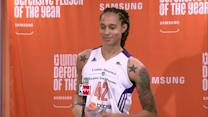 Griner Named 2014 WNBA Defensive POY