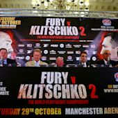 Fury-Klitschko II postponed again