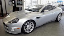 Aston Martin May Lose U.S. Dealers Without Safety Exemption