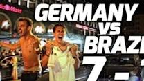 Germany Reacts to Stunning World Cup Win Over Hosts Brazil