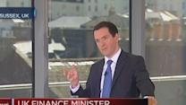 Osborne: SNP & Labour would be 'chaos'