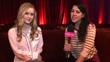 Video: Erin Moriarty Talks About Filming With Snakes at Sundance