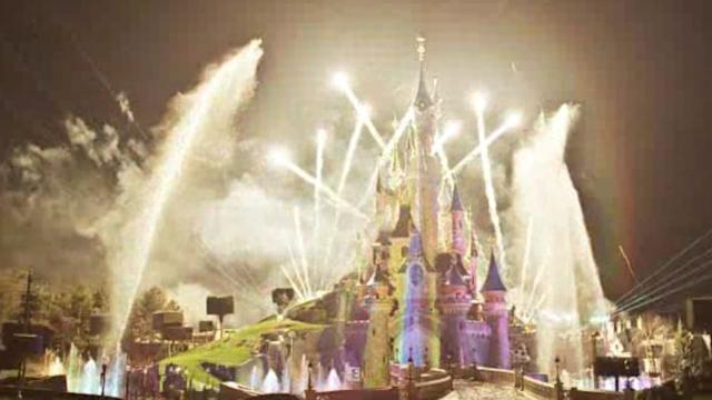 Disney Dreams! is a magical night time