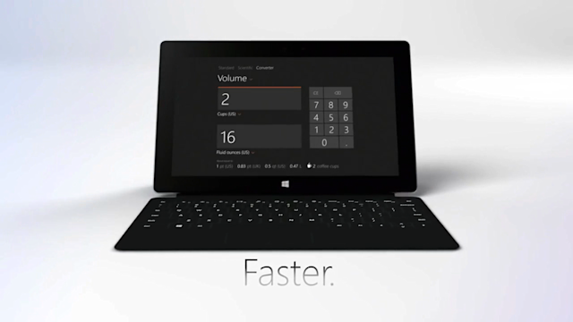 Why the Microsoft Surface Tablet is 'Awkward and Confused'