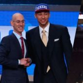 Ben Simmons Said He And Joel Embiid Are 'Like Brothers' Off The Court