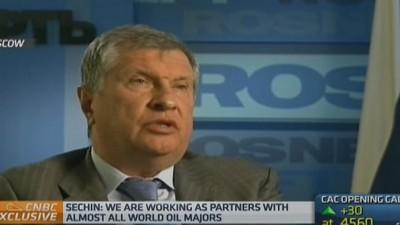 Rosneft is misunderstood: CEO
