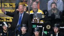 Claude Julien still not worried about Bruins firing him