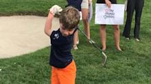 Meet the 6-Year-Old Golfer with One Arm Beating PGA Tour Pros: 'It's Fun to Win!'