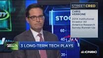 3 long-term tech plays: Pro