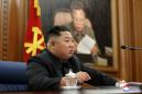 North Korea's Kim holds military meeting as tension rises under looming deadline