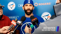 Bautista on winning the championship