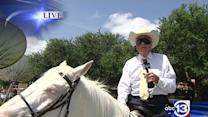 The 'real' star of the Lone Ranger movie