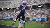 Big 12 Big Plays: TCU's Josh Doctson's Incredible One-Handed Catch