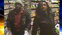 South Street credit card fraud suspects sought