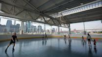 New York Rekindles Romance With Roller Skating